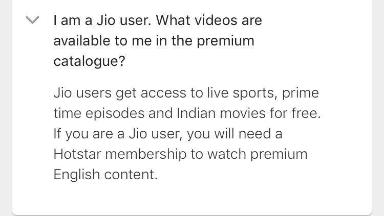 Will I be able to use Hotstar Premium with Jio Prime? - Quora