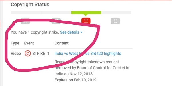 How To Remove A Copyright Strike On Youtube Quora