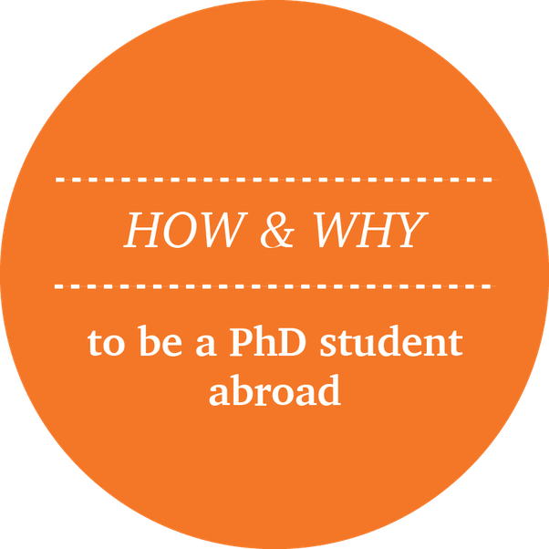How to apply for PhD in abroad - Quora