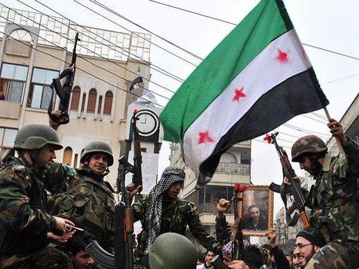 Risultati immagini per free syrian army