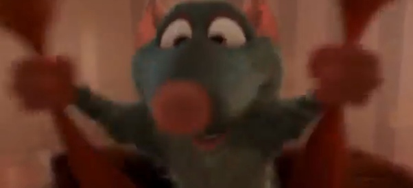 Do You Think That Thanos Is Bald So That Remy From Ratatouille Can Not Control Him Quora