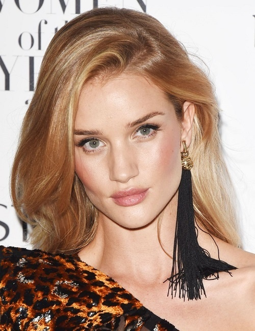 Good Hair Color For Blue Eyes New The 5 Best Colors To Look Younger