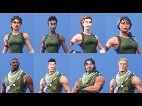what are the names of the default skins in fortnite? quora deficiency clause default #13