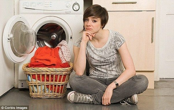 laundry how often should i wash my clothes quora. Black Bedroom Furniture Sets. Home Design Ideas
