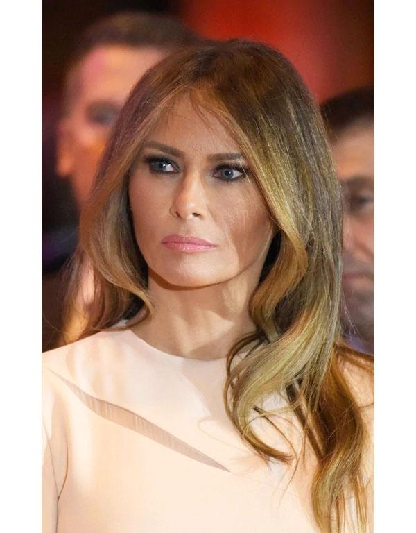 Why Does Melania Trump Wear So Much