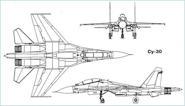 why do modern russian fighters have raised neck cockpits quora rh quora com origami fighter jet diagram Fighter Jet Flaps