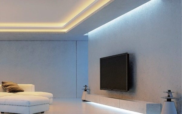 This is a really effective way to transform the way your home presents and provides a professional and elegant finishing touch without interfering with the ... & How do we choose LED strips for home decoration? - Quora
