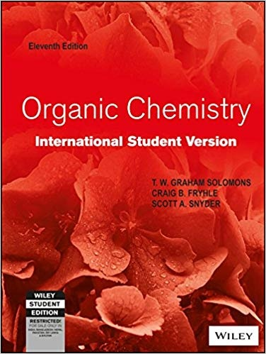 Which edition of organic chemistry books by Solomons is best