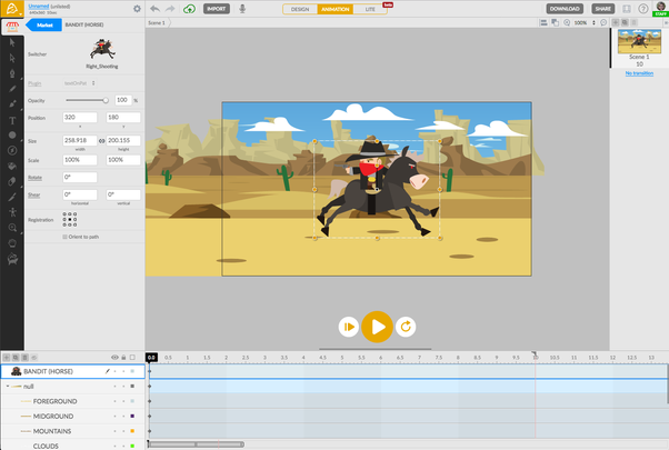 Character Design Software For Beginners : What is a good animation program for beginners quora