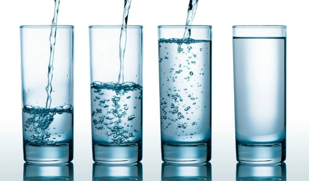 How Many Glasses Are In 1 Liter Of Water Quora