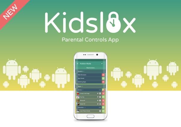 Parent control app