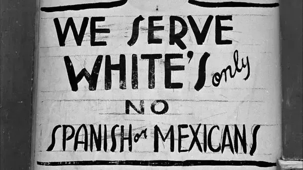 Lemon Law California >> How were Mexicans treated during Jim Crow laws? - Quora