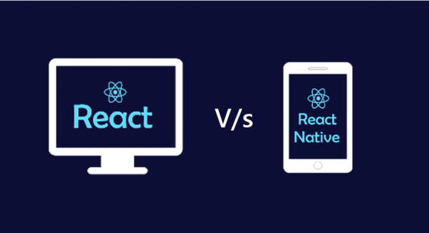 what are five differences between react js and react native quora