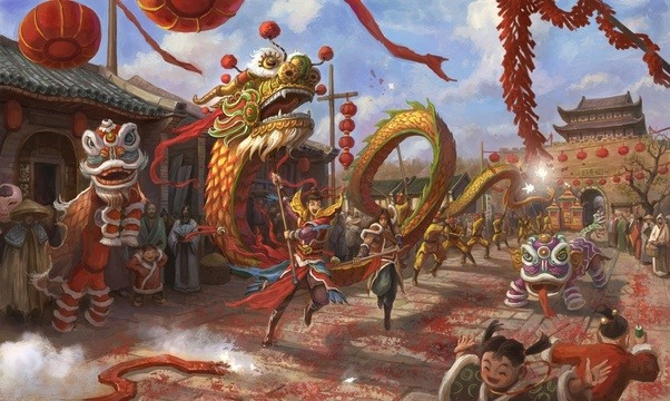 Why do Chinese believe in dragons? - Quora