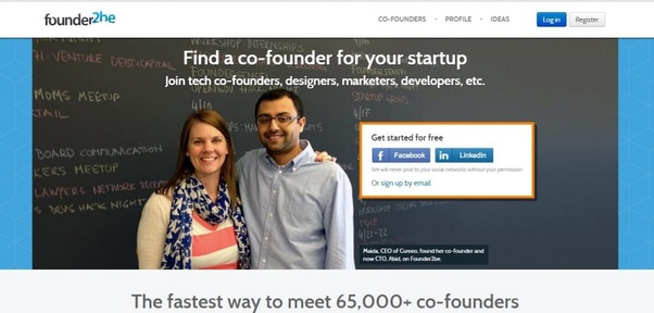 They helps you find a better match for you in terms of co-founders,  developers, designers, and other experts all over the world. You can launch  your startup ...