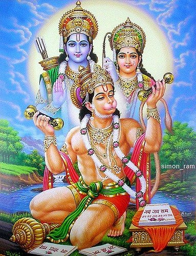 what are some rare stories about lord hanuman quora