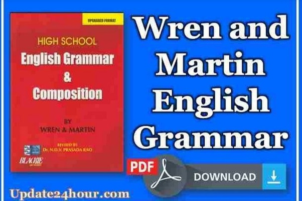 From where can i download the wren and martin pdf book of english you should download wren and martin best book for english grammer click here fandeluxe Images