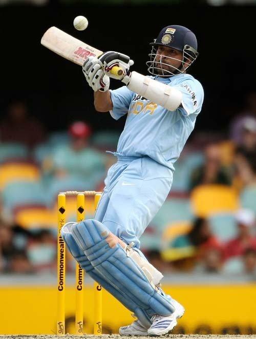 We have heard of lot of affairs of cricketers , Sachin ... Sachin Tendulkar Cover Drive