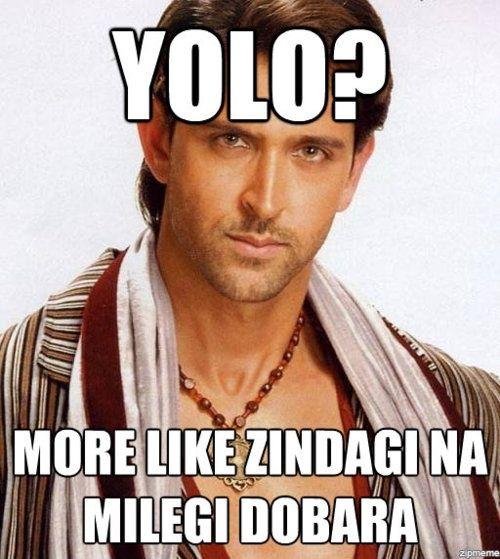 Zindagi Na Milegi Dobara Hrithik Roshan What are the funniest ...