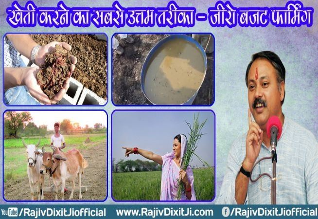 The government is not paying attention to Rajiv Dixit Ji's