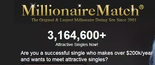 Join For Free - MillionaireMatch