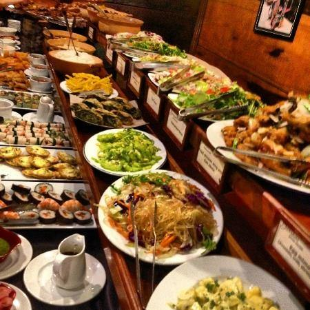How To Make The Most Of An All You Can Eat Buffet Quora