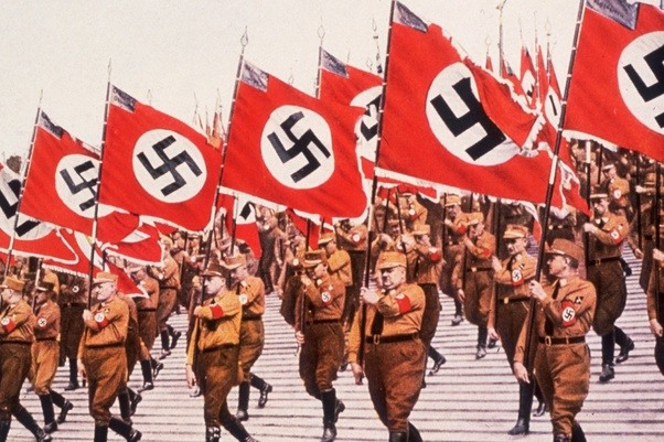 to what extent was the nazi Those living in germany were too scared to disobey nazi laws hitler used a  number of organisations to uphold and extend his control of germany.