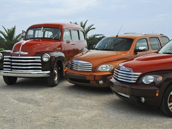 What Was The Appeal Behind Pt Cruiser Vehicles What Type Of