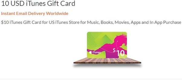 Where can I buy an iTunes gift card? - Quora