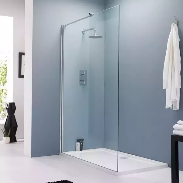 There may be many reasons for using glass as a Partition in bathroom, so here are few to start with.