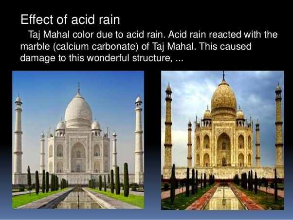 causes and impacts of acid rain Read this article to learn about the causes, effects and control measures of acid  rain acid rain is a rain or any other form of precipitation that is unusually acidic,.