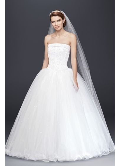 What Is Your Opinion Of Strapless Wedding Gowns And The