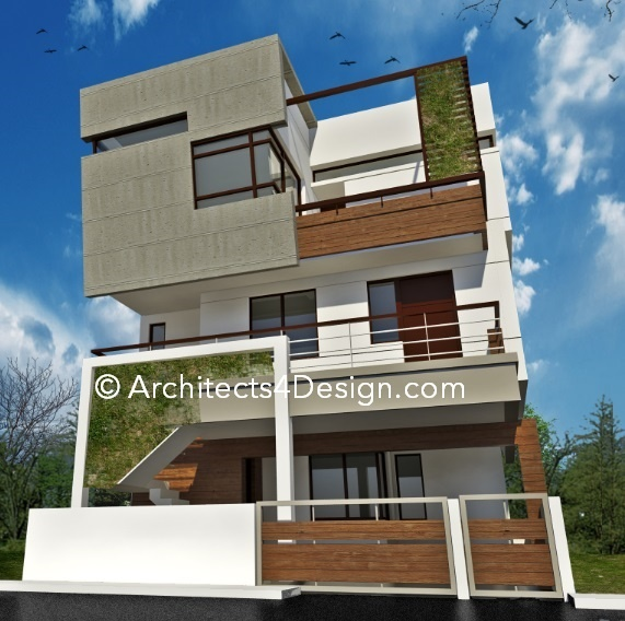 Is A 30X40( Square Feet) Site Small For Constructing A