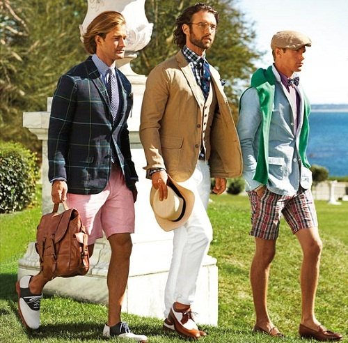 What Combinations Of Suits And Shoes Look Good Without