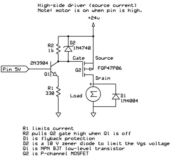 Inverter H Bridge Mosfet Circuit - Pcb Circuits