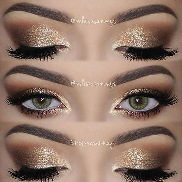 Eye Makeup To Go With Mint Green Dress