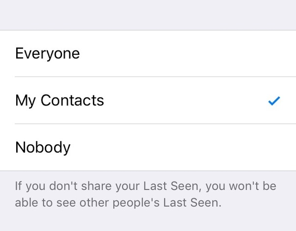 how to see someone phone contacts