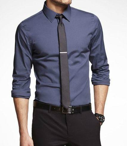 Where can I buy slim-fit men's dress shirts in NYC? - Quora
