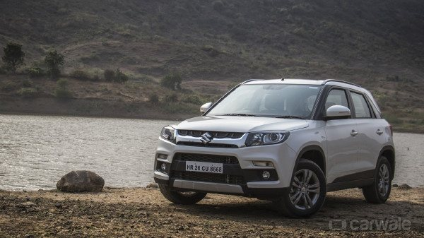 The Brezza Is Already A Huge Success Considering Maruti Suzuki Vitara Comes Only In Diesel Manual Guise