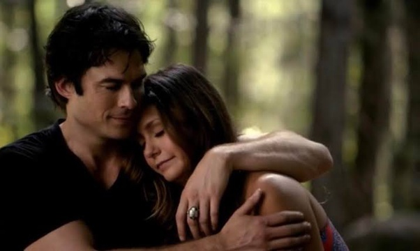 Start damon when does elena dating Elena and