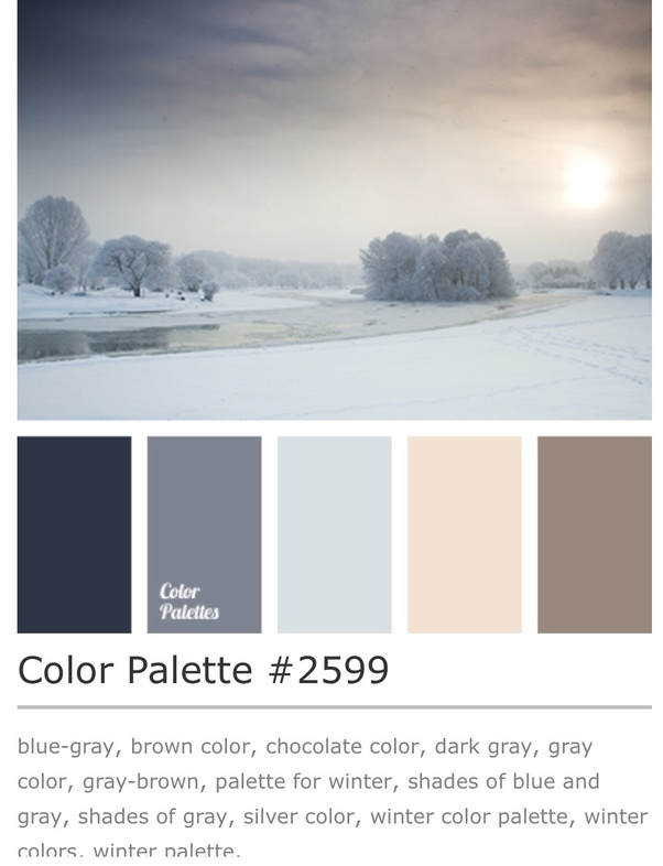 What Color Goes Well With Blue And Gray Quora