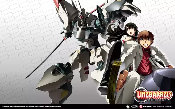 what is the best mecha anime from 2006 to 2015 quora