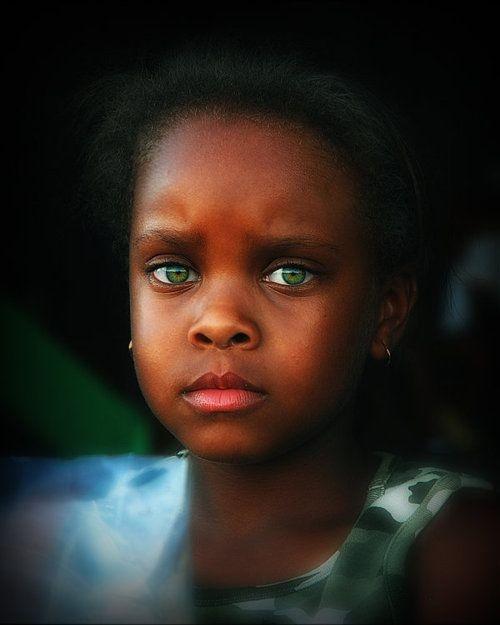 Black people black