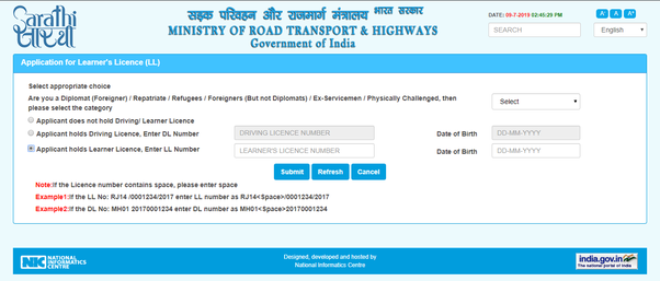 How to renew drivers learning licence in pune - Quora