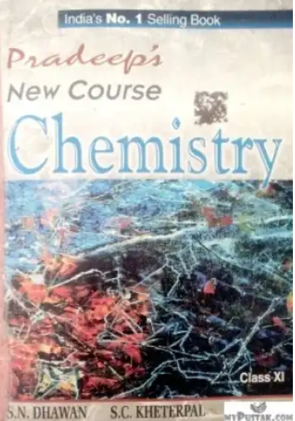 Where can I find the Chemistry eBook by Pradeep for class