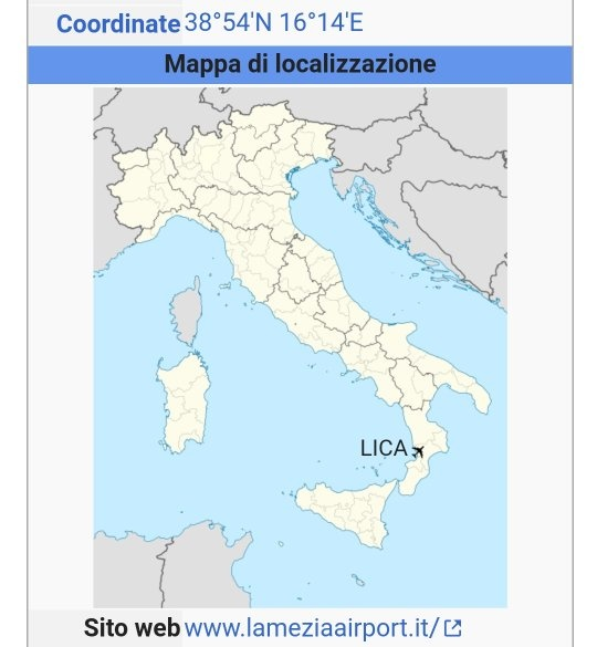 What international airport is closest to Crotone Italy? - Quora