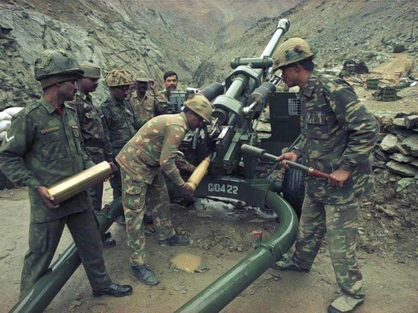 What are some rare pics of the Kargil War? - Quora