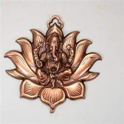 Gunmetal Lotus Ganesh & What is the best gift to be gifted for a housewarming ceremony? - Quora