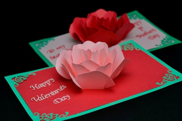 what are some creative valentine s day card ideas quora