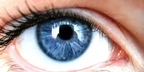 What Does It Mean When A Guy Says You Have Deep Blue Eyes